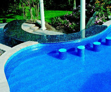 Bill Renter Knows Vinyl. Owner Of The Deck And Patio Company, A Landscape  Design/build Firm As Well As A Custom Vinyl Liner Pool Business, In  Huntington ...