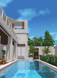Pool Design Software screenshot There Was A Time When Designers Relied Exclusively On The Simplest Of Tools To Render Pool Drawings For Prospective Customers After A Site Inspection And A