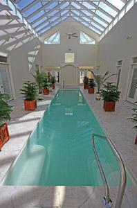 Award-winning residential indoor pool project in Wilmington, N.C. ...