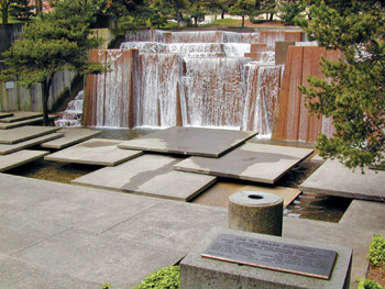 Photo Of Portlands Keller Fountain