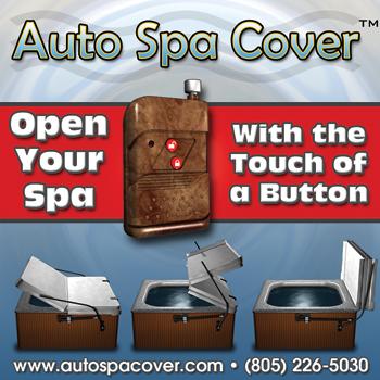 Spa Cover And Lifter Roundup - AQUA Magazine