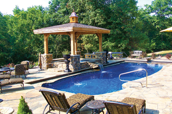 photo of Rookard Custom Pools project