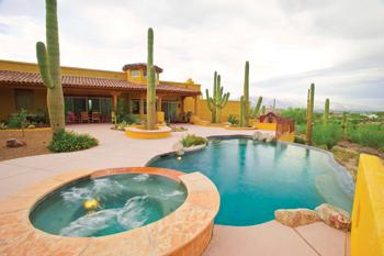Photo Of Patio Pools U0026 Spas Pool In Tucson