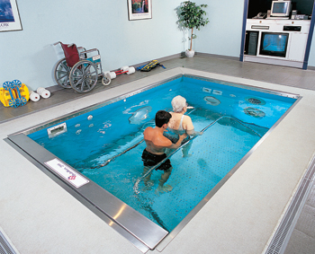 healing waters the rise of hydrotherapy pools