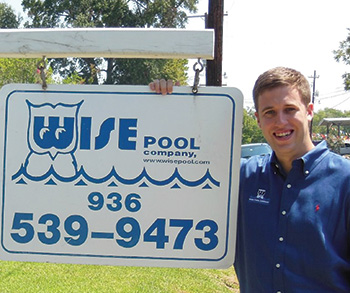 photo of Jonathan Carroll of Wise Pools