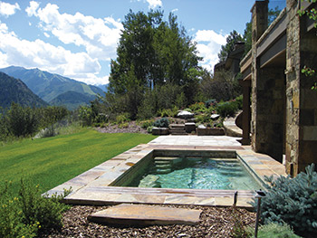 A View of the Mountains