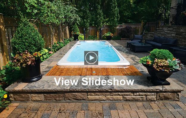 Slideshow Get Creative With Swim Spas Aqua Magazine