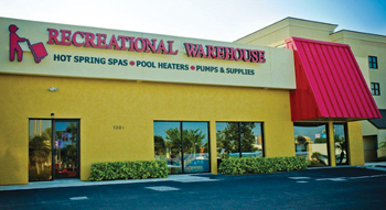 photos of Recreational Warehouse in Ft. Myers and Naples, Fla.