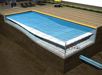 The Submarine Pool Cover Aqua Magazine