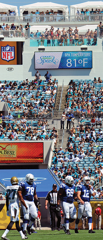 Football And The Spa Aqua Magazine
