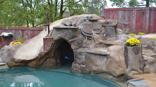 photo of Legendary Escapes Pools project