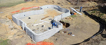 photo of a Budd's Pools project