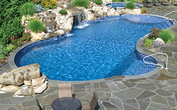 photo of True Blue Pools project