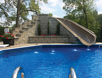 For Almost A Decade Now Dolphin Waterslides Has Provided The Swimming Pool Industry With Gorgeous And Fun Fibergl Water Slides