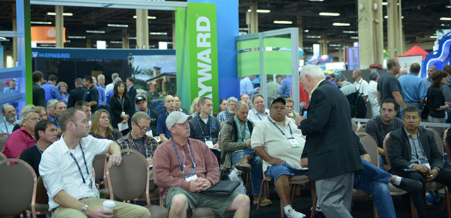Photo Courtesy Of The PSP Expo. Registration Is Now Open For The 2016 International  Pool | Spa | Patio Expo.