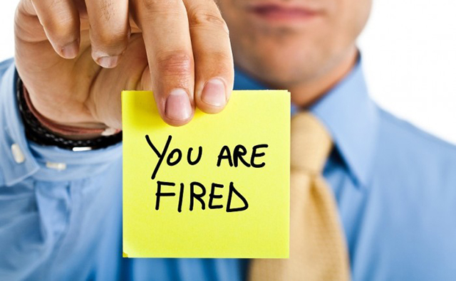 Image result for you are fired
