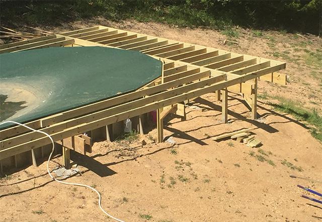 A Solution For Hilly Backyards Aqua Magazine