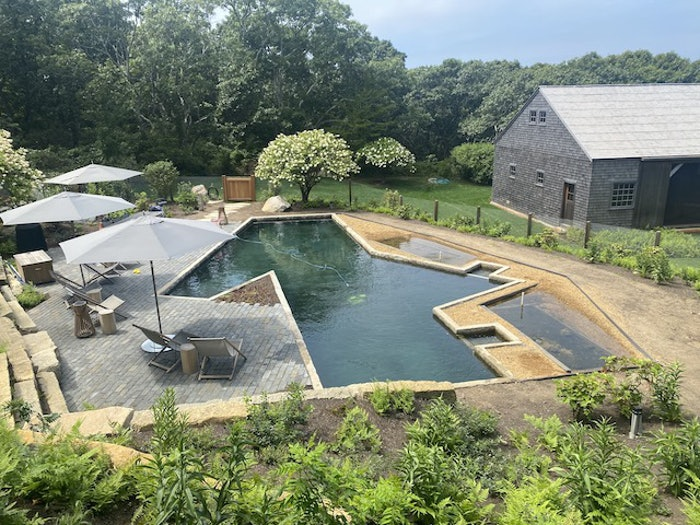 Photos courtesy BioNova Natural Pools