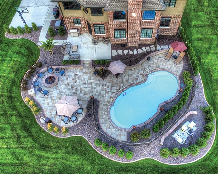 Photo courtesy All Seasons Pools & Spas