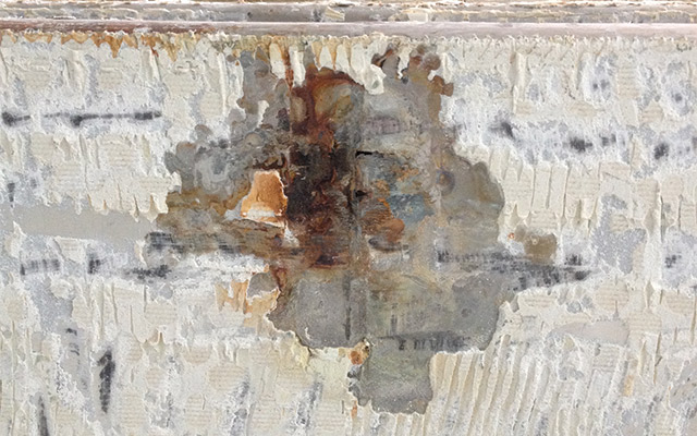 Investigation: A Case of Extreme Corrosion
