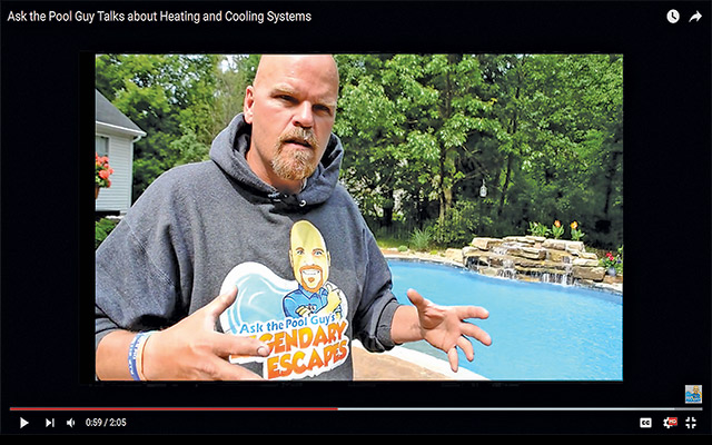 How YouTube Can Lead to More (And Better) Pool Customers