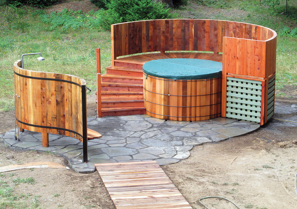 The Enduring Appeal Of Wooden Hot Tubs Aqua Magazine
