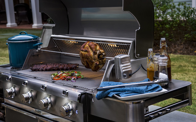 Up In Your Grill: The Basics of Selling Grills