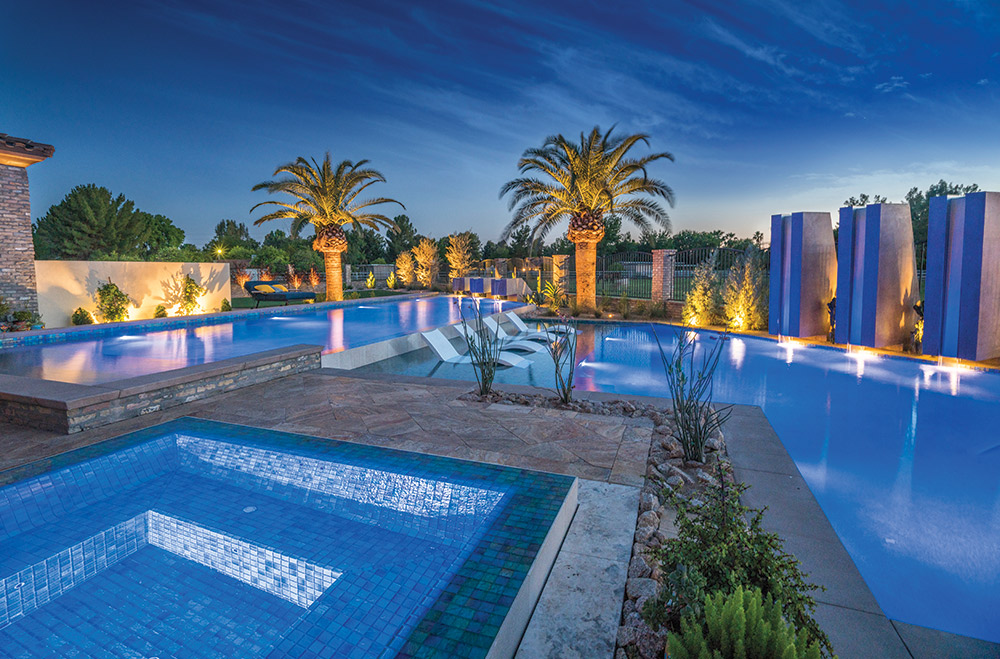 2017 awards of excellence winners gold part ii aqua for Pool design magazine