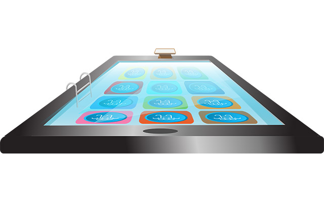 Simple Control Solutions for Simple Pools
